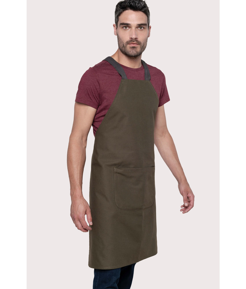 Kariban | K8002 | Organic cotton apron