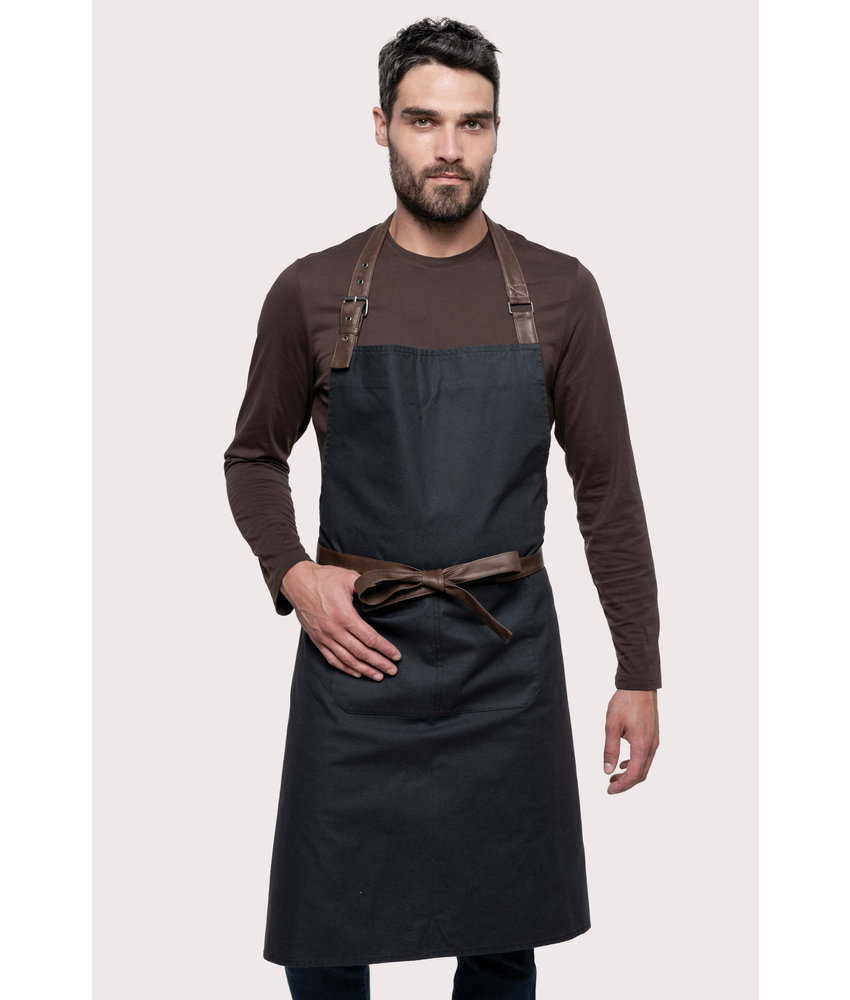 Kariban | K8003 | Vintage cotton apron