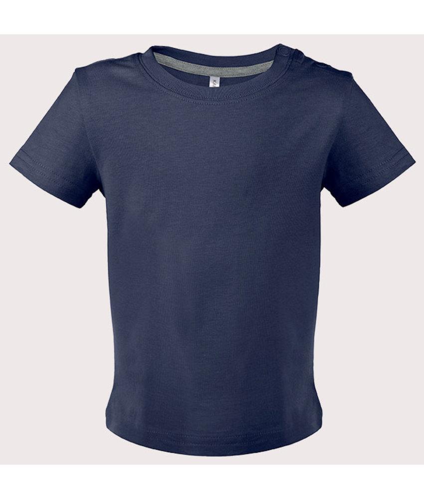Kariban Baby-t-shirt korte mouwen