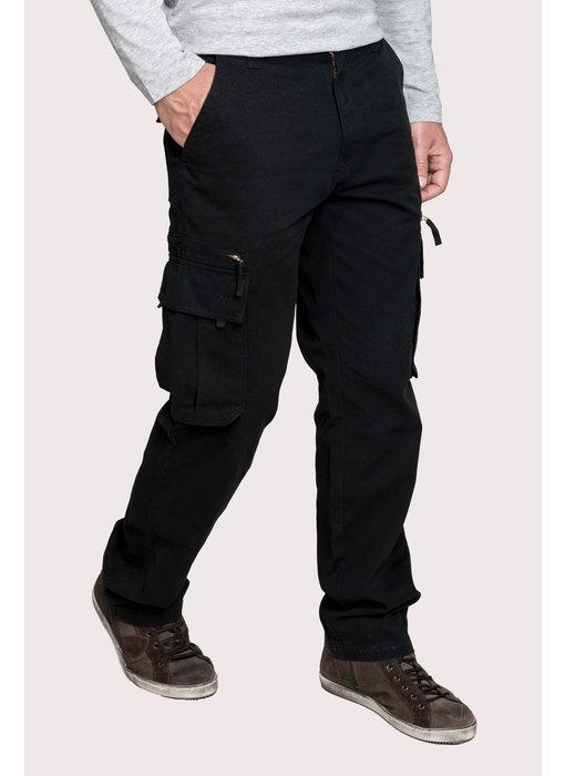 Kariban | SP105 | Multi pocket trousers