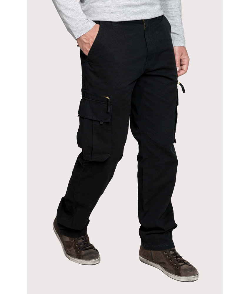 Kariban | SP105 | Multi pocket trousers
