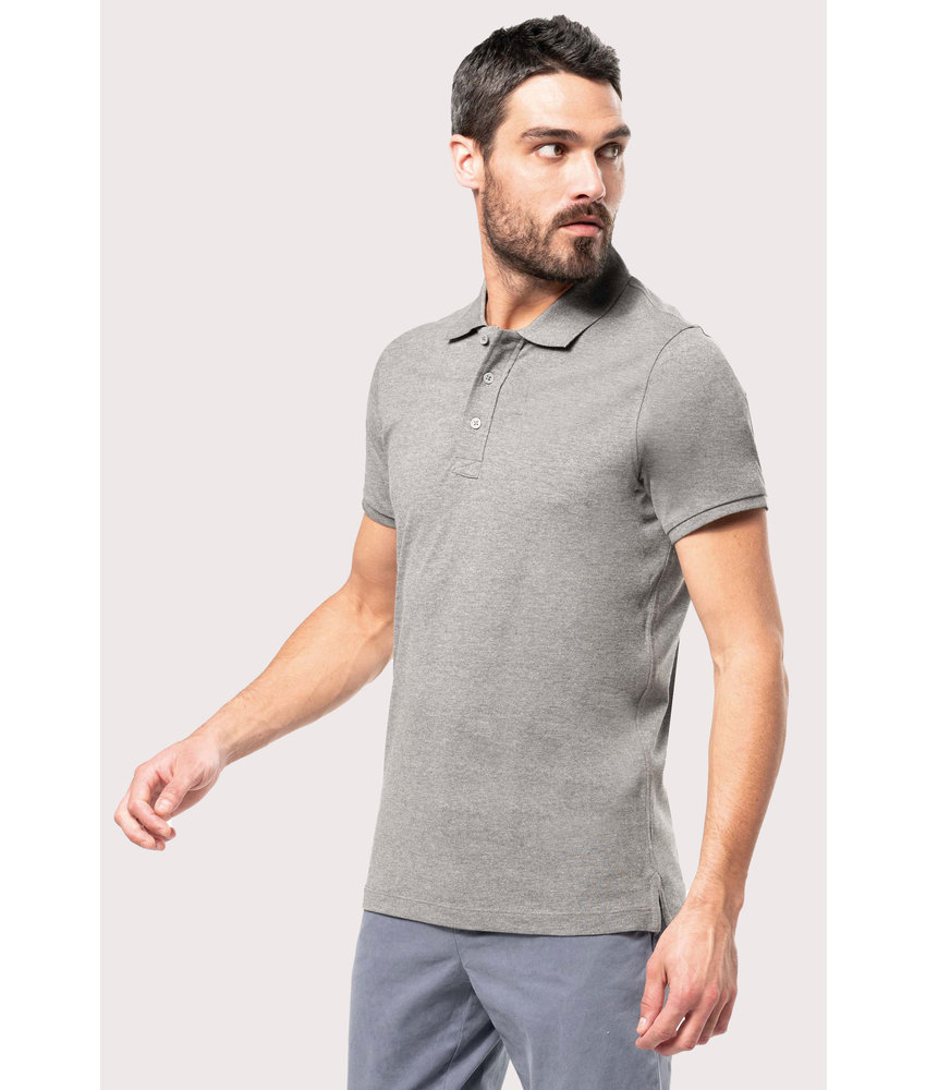 Kariban | K209 | Men's organic piqué short-sleeved polo shirt