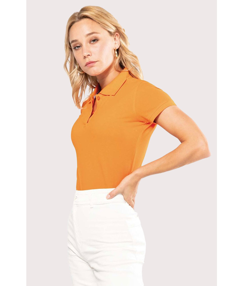 Kariban | K242 | Ladies' short-sleeved polo shirt