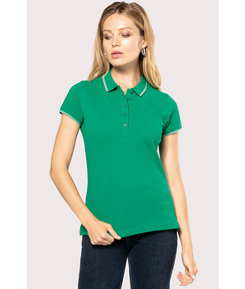 Kariban | K251 | Ladies' short-sleeved polo shirt