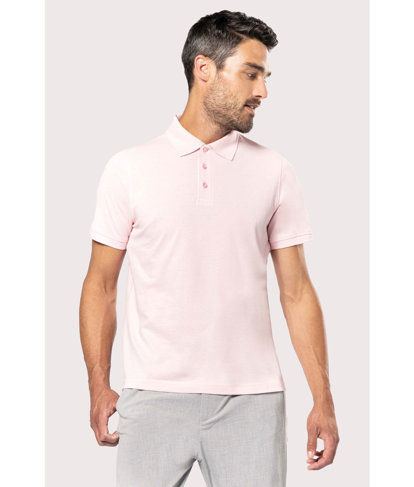 Kariban | K254 | Men's short-sleeved piqué polo shirt