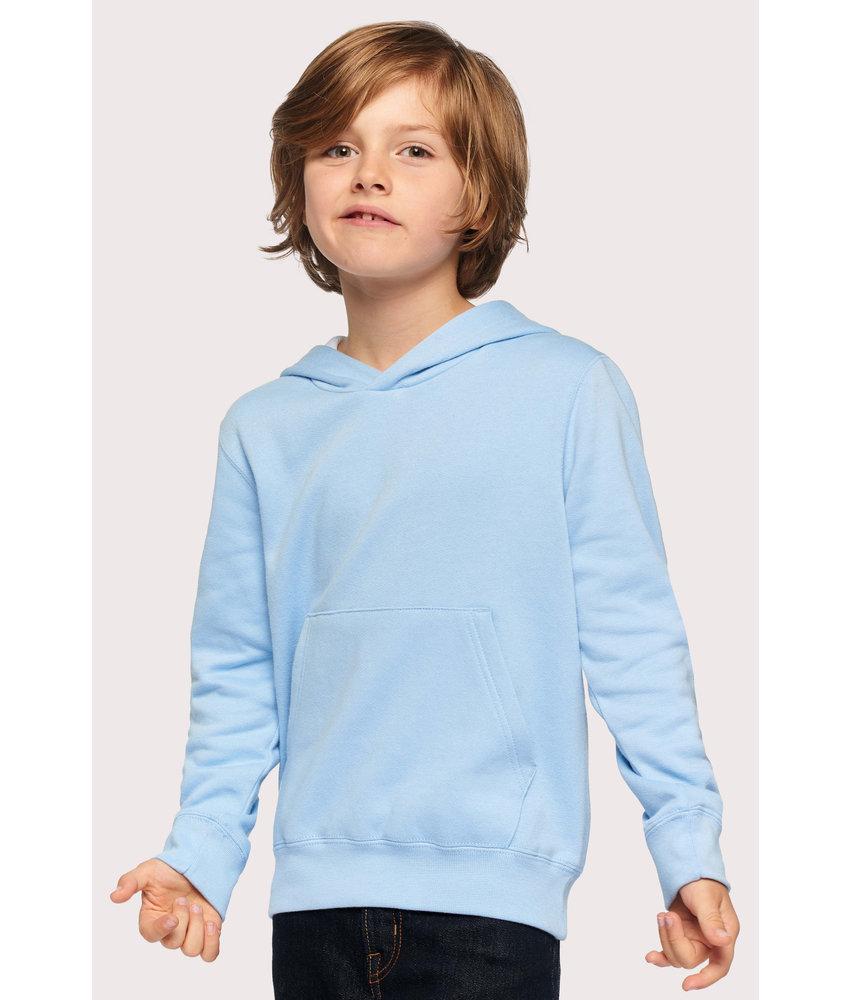Kariban | K453 | Kids' contrast hooded sweatshirt
