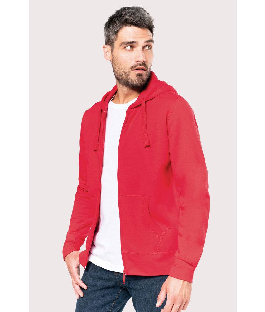 Kariban | K454 | Men's full zip hooded sweatshirt