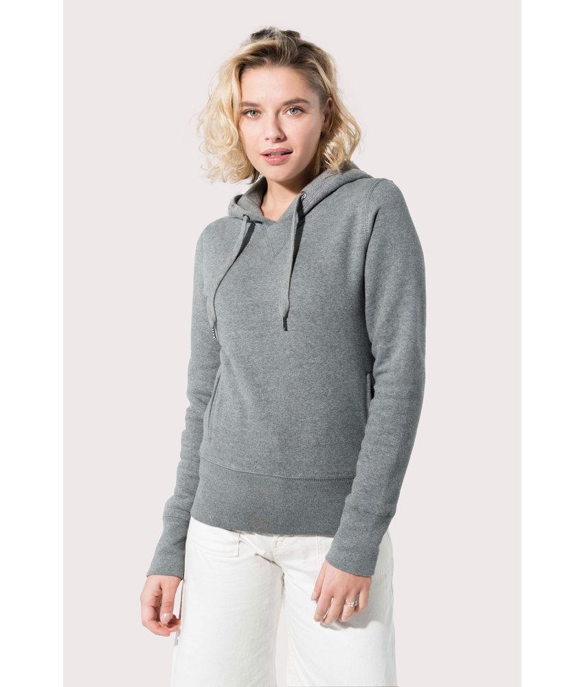 Kariban | K483 | Ladies' organic hooded sweatshirt
