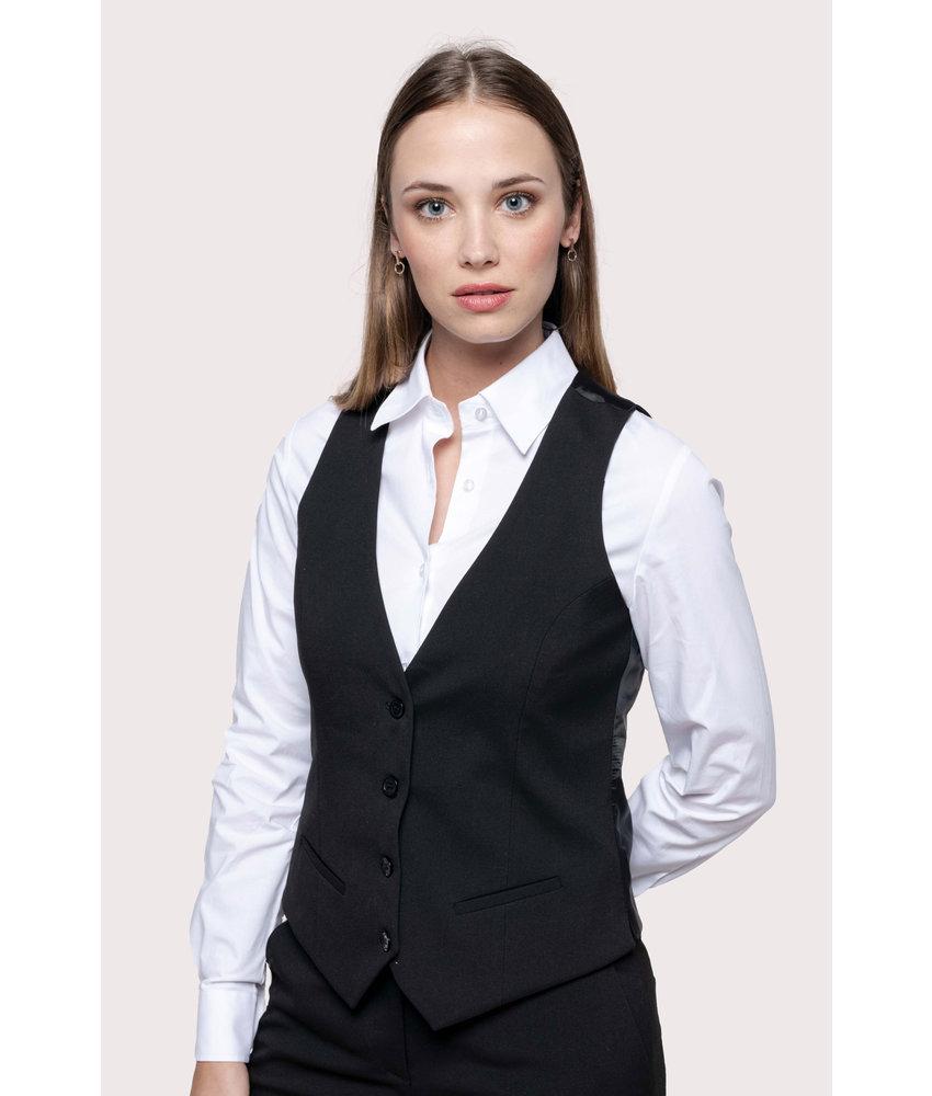 Kariban | K502 | Ladies' waistcoat
