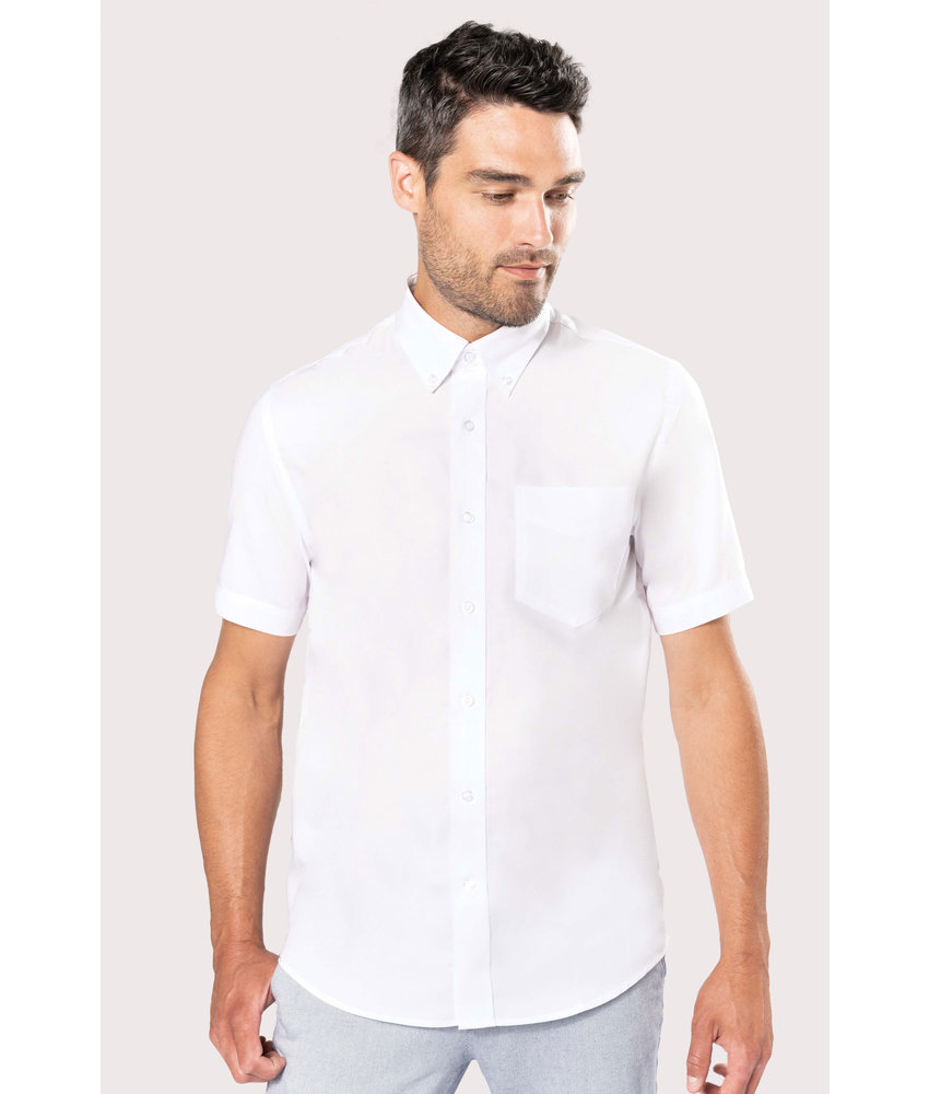 Kariban | K535 | Men's short-sleeved Oxford shirt