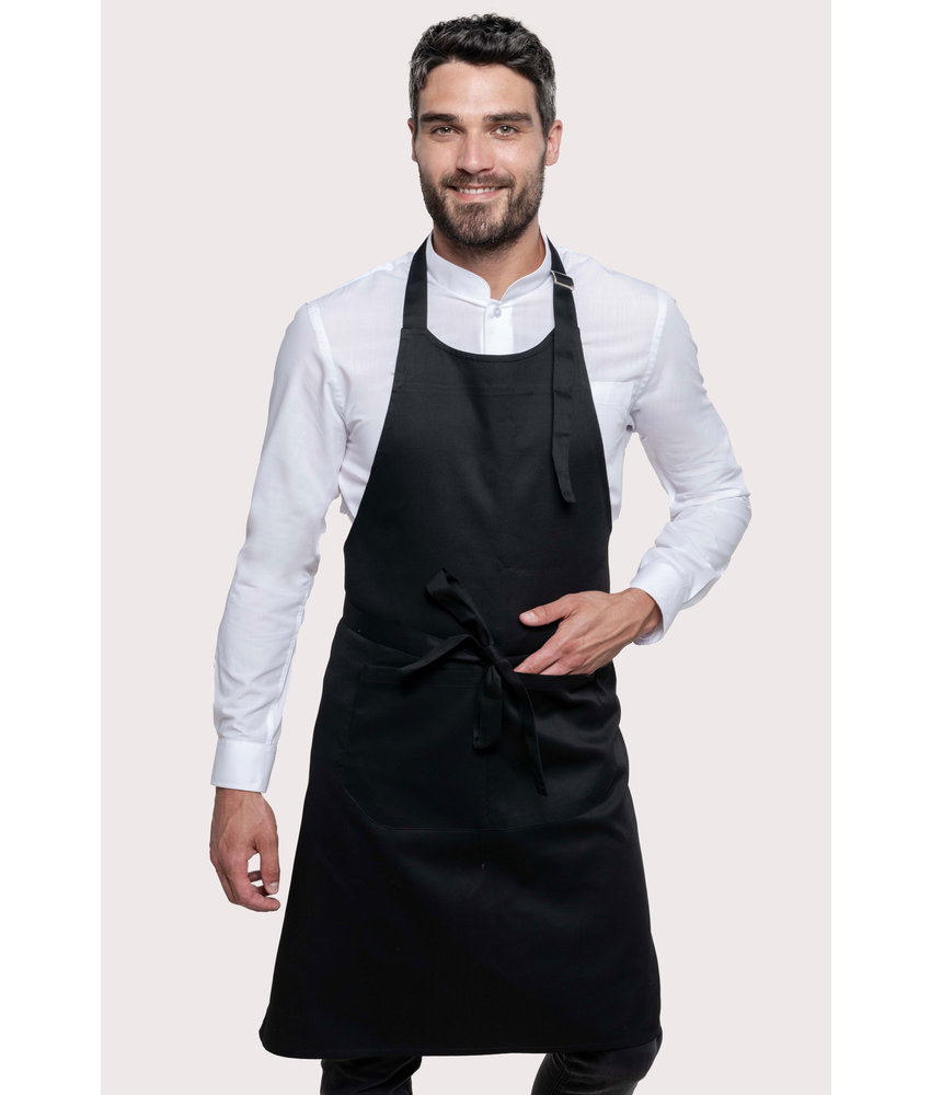 Kariban | K8010 | Polycotton apron high-temperature washable