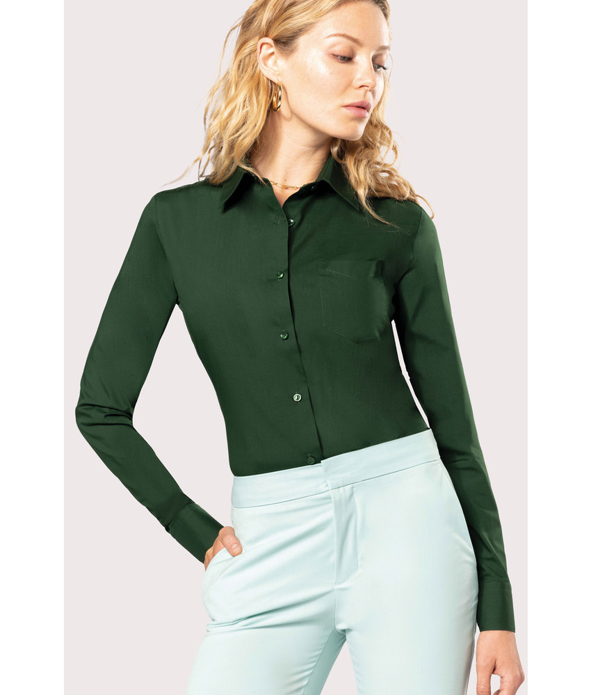 Kariban | K549 | Jessica > Ladies' long-sleeved shirt