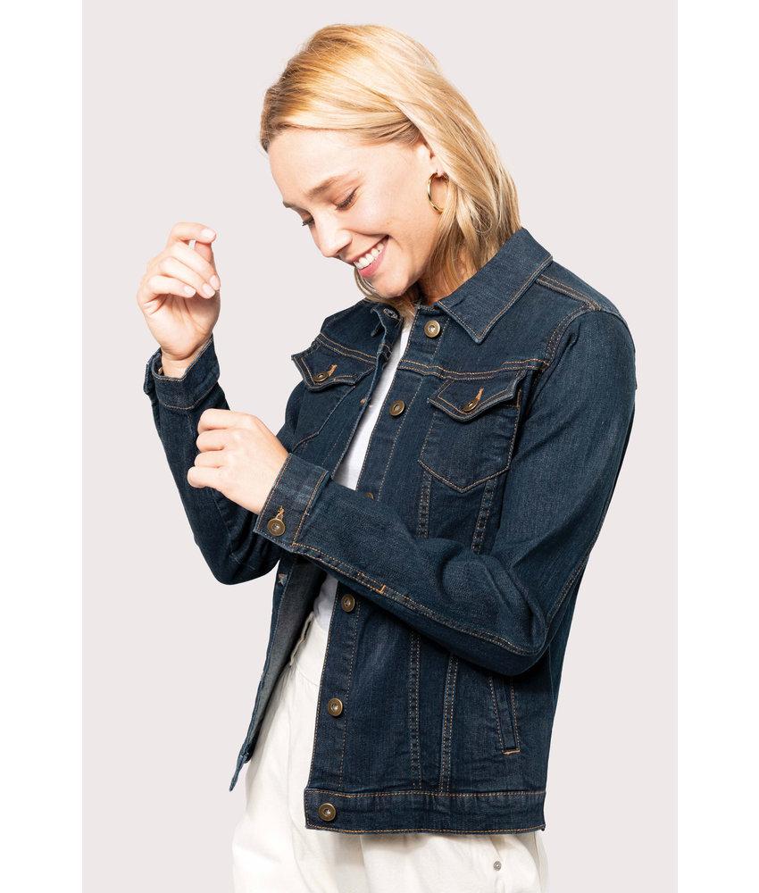 Kariban | K6137 | Ladies' unlined denim jacket