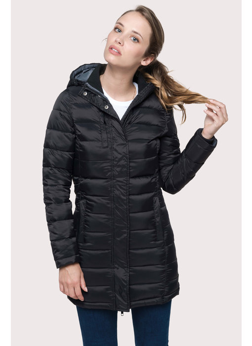 Kariban | K6129 | Ladies' lightweight hooded padded parka