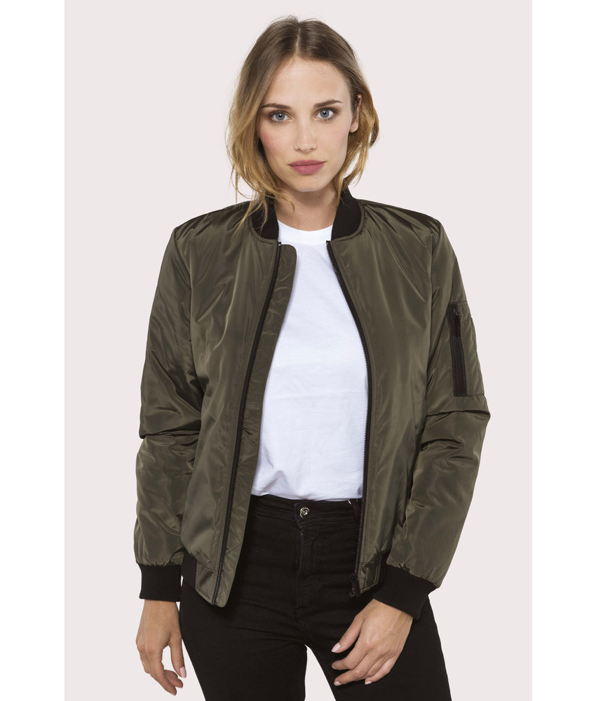 Kariban | K6123 | Ladies' bomber jacket