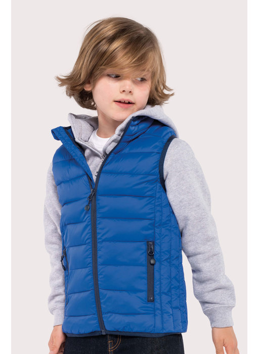 Kariban | K6115 | KIDS' LIGHTWEIGHT SLEEVELESS PADDED jacket