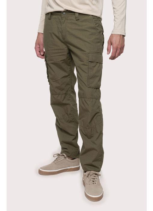 Kariban | K745 | Men's lightweight multipocket trousers