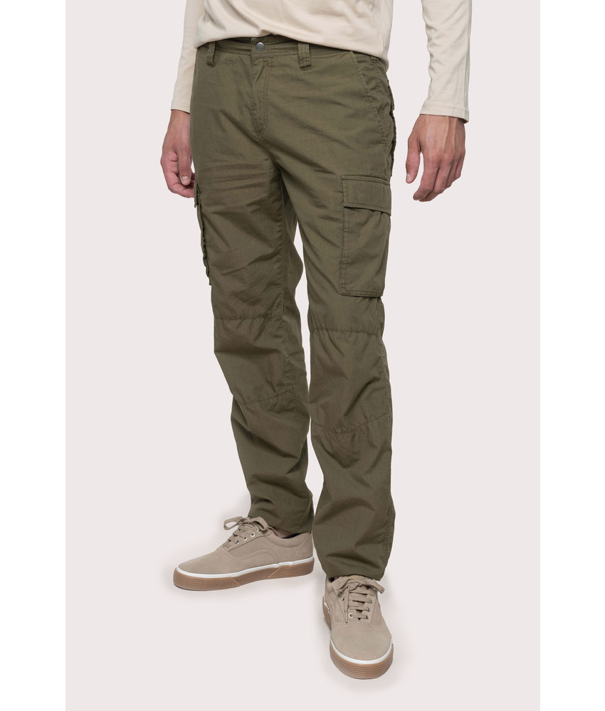 Kariban | K745 | Men's lightweight multipocket trousers