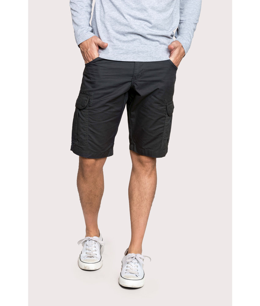 Kariban | K766 | Multi pocketBermuda shorts