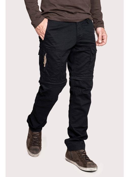 Kariban | K785 | 2 In 1multi pocket trousers