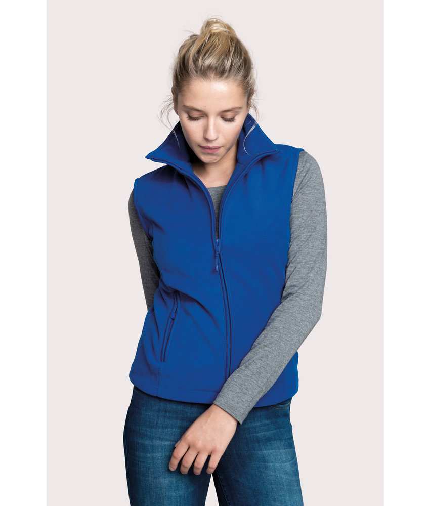 Kariban | K906 | Melodie > Ladies' microfleece gilet