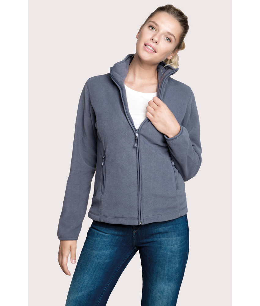 Kariban | K907 | Maureen > Ladies' full zip microfleece jacket