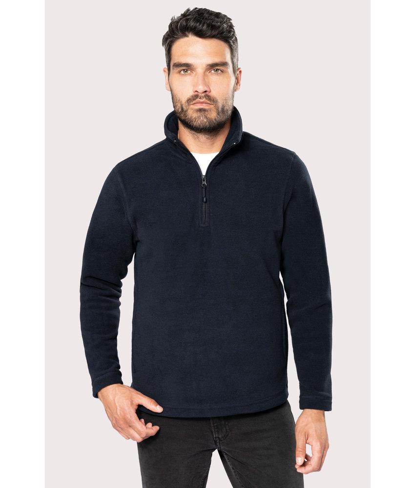 Kariban | K912 | Enzo > Zip neck microfleece jacket