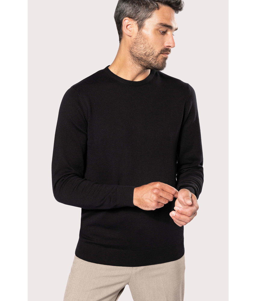 Kariban | K967 | Men's crew neck jumper
