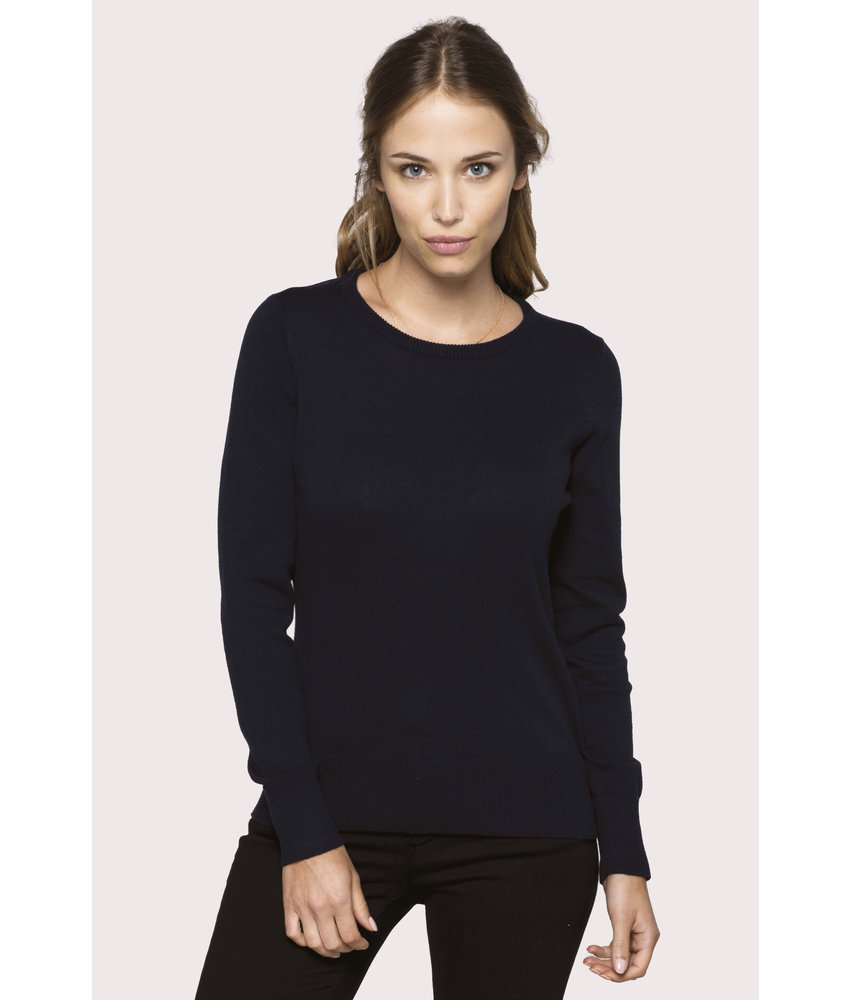 Kariban | K968 | Ladies' crew neck jumper