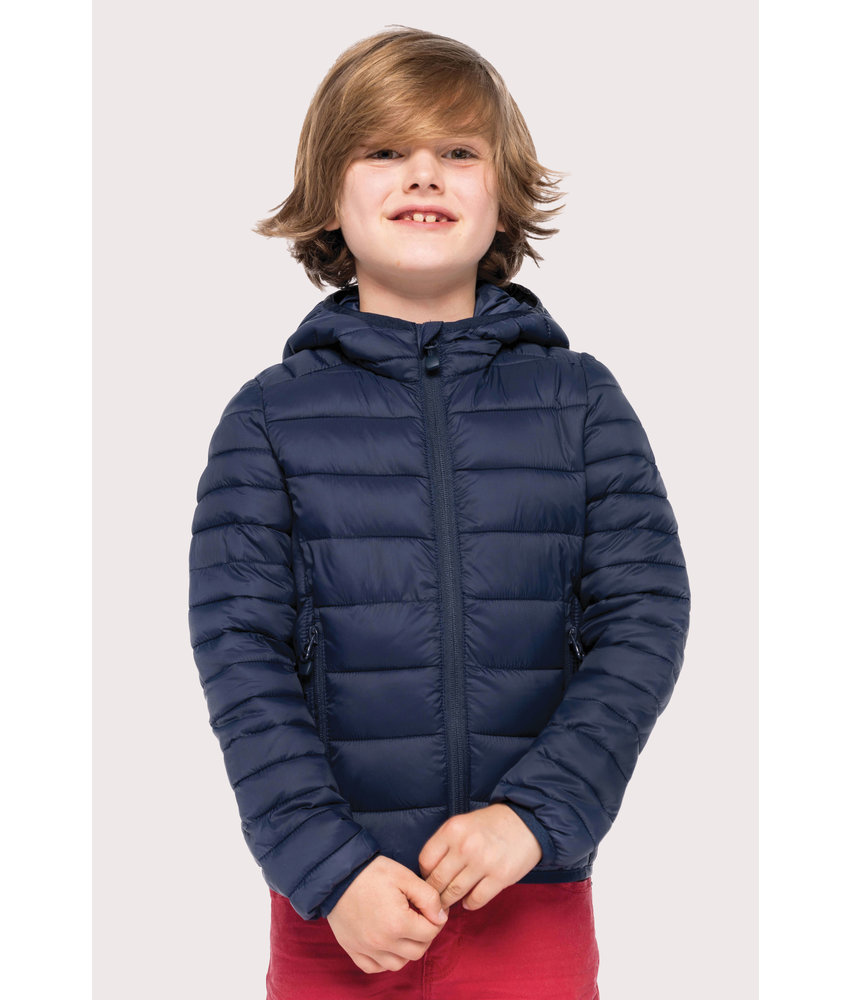Kariban | K6112 | Kids' Lightweight Hooded Padded jacket