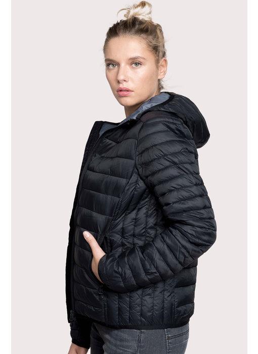 Kariban | K6111 | Ladies' lightweight hooded padded jacket