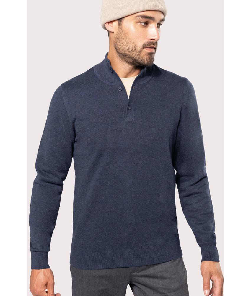 Kariban | K983 | Premium button neck jumper
