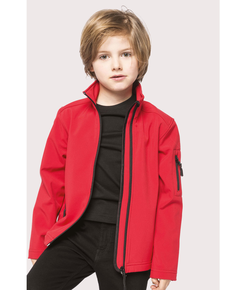 Kariban | K402 | Kids' softshell jacket