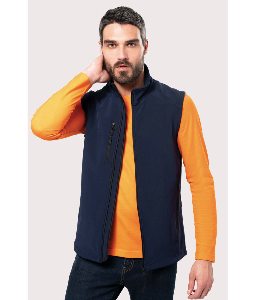 Kariban | K403 | Men's softshell bodywarmer