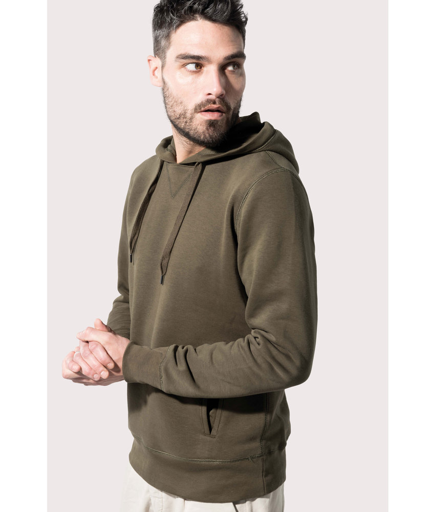 Kariban | K482 | Men's organic hooded sweatshirt