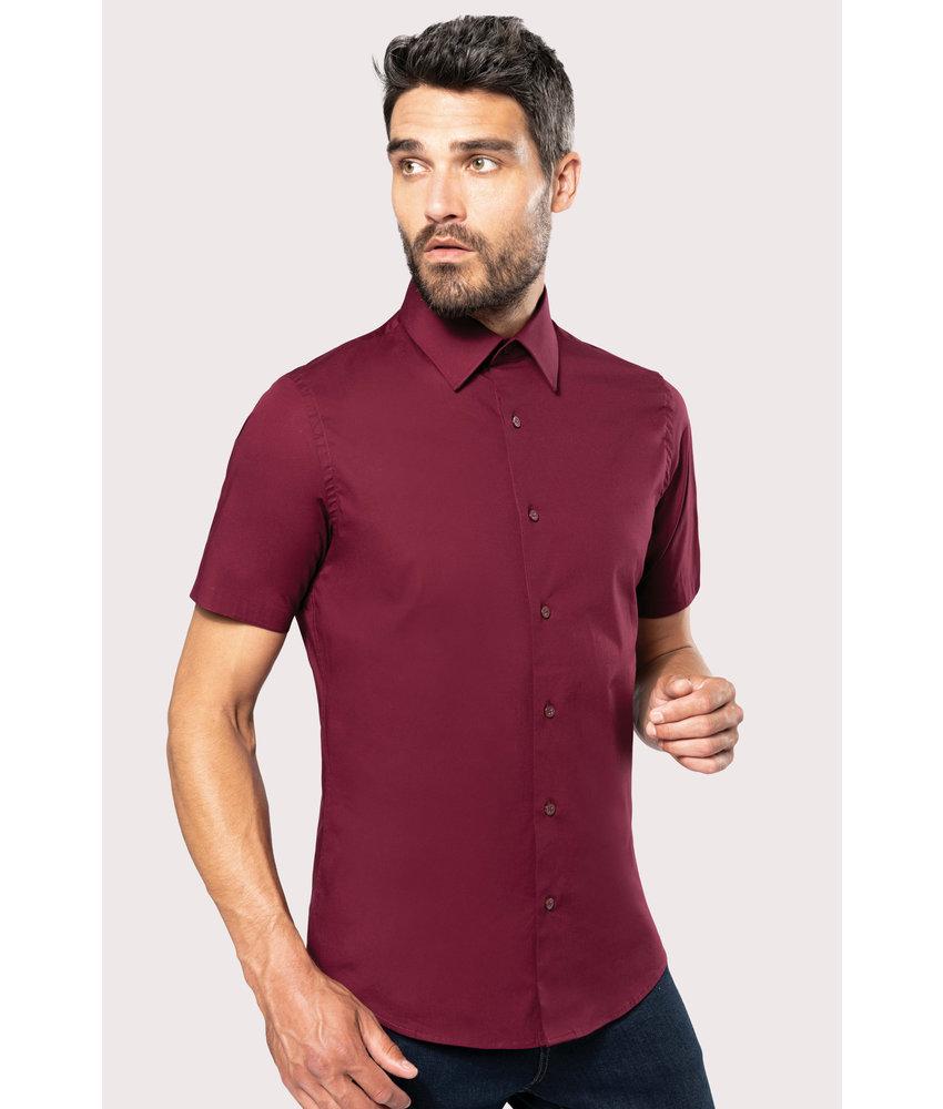 Kariban | K531 | Cotton/elastane short-sleeved shirt