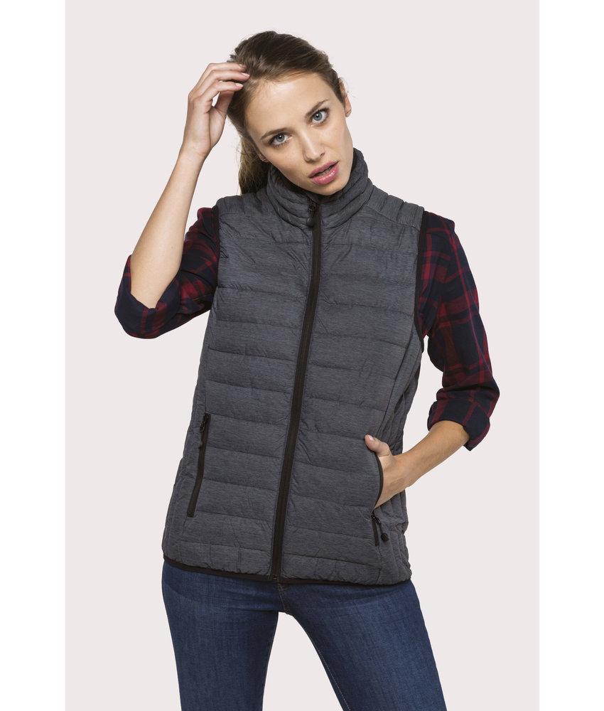 Kariban Ladies' lightweight sleeveless down jacket