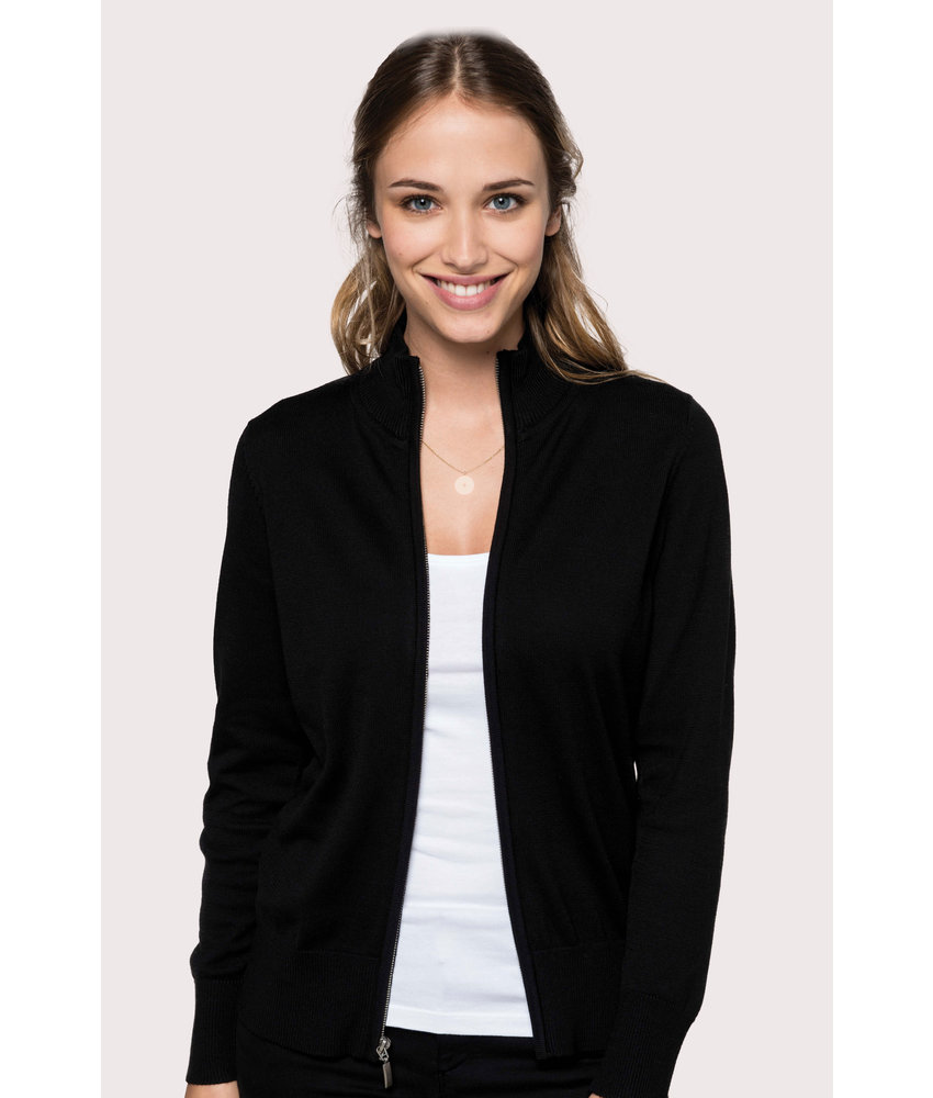 Kariban | K962 | Ladies' full zip cardigan