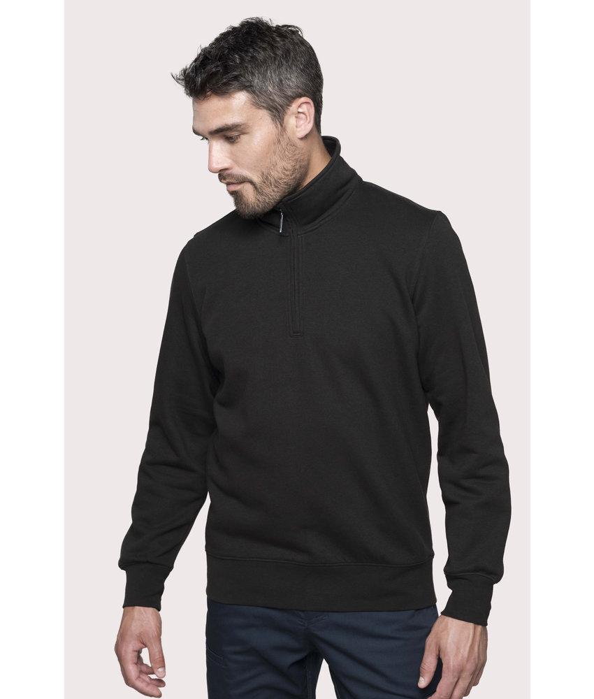 Kariban | K487 | Zipped neck sweatshirt