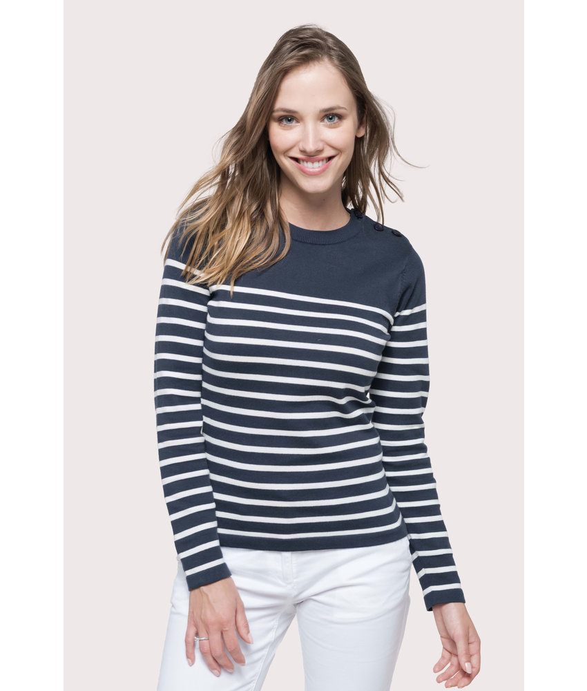 Kariban | K990 | Ladies' sailor jumper