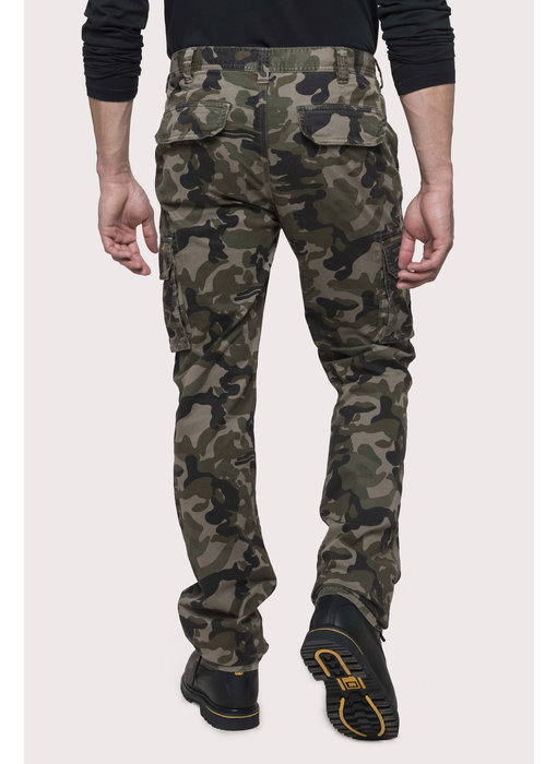 Kariban | K744 | Men's multipocket trousers