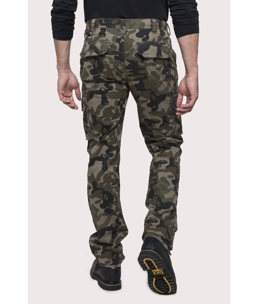 Kariban | K744 | Men's multipocket trousers