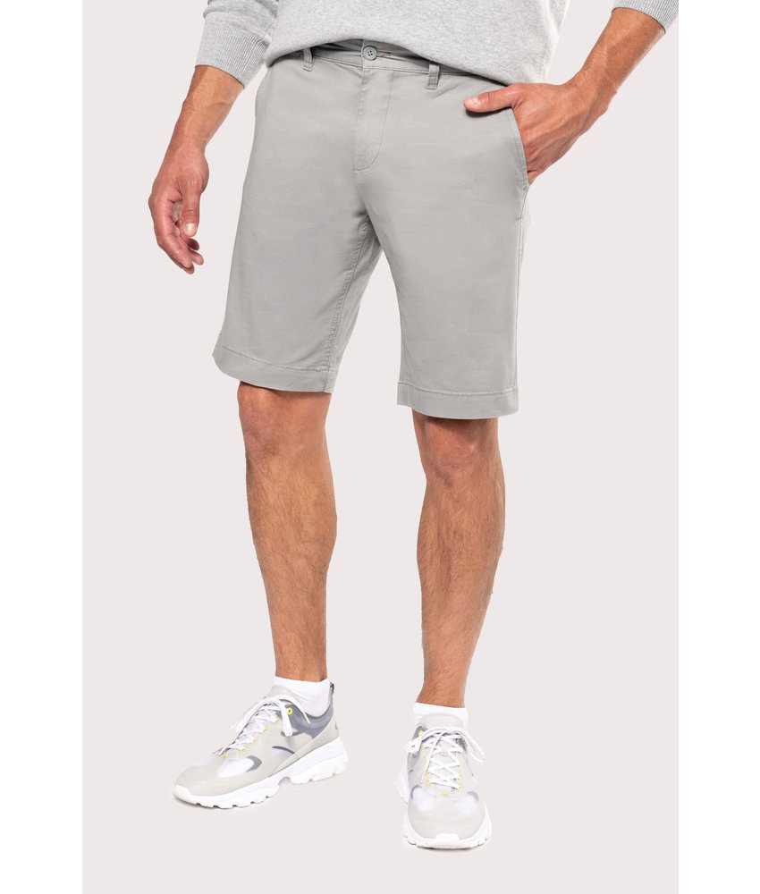 Kariban | K750 | Men's chino Bermuda shorts