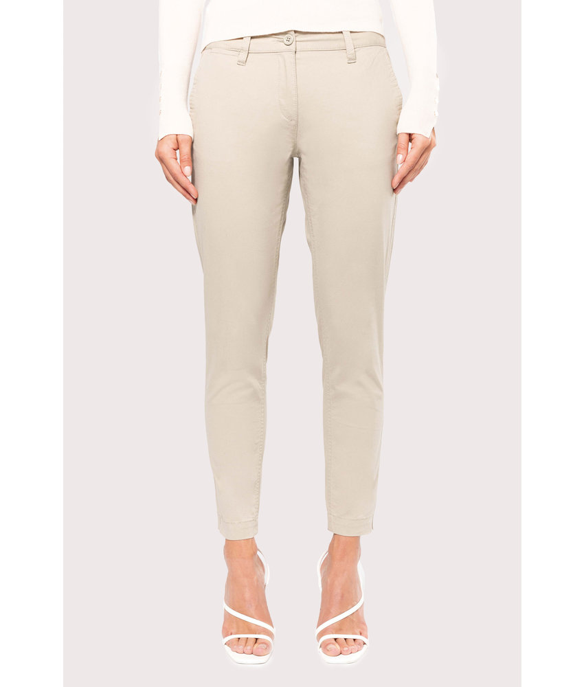Kariban | K749 | Ladies' above-the-ankle trousers