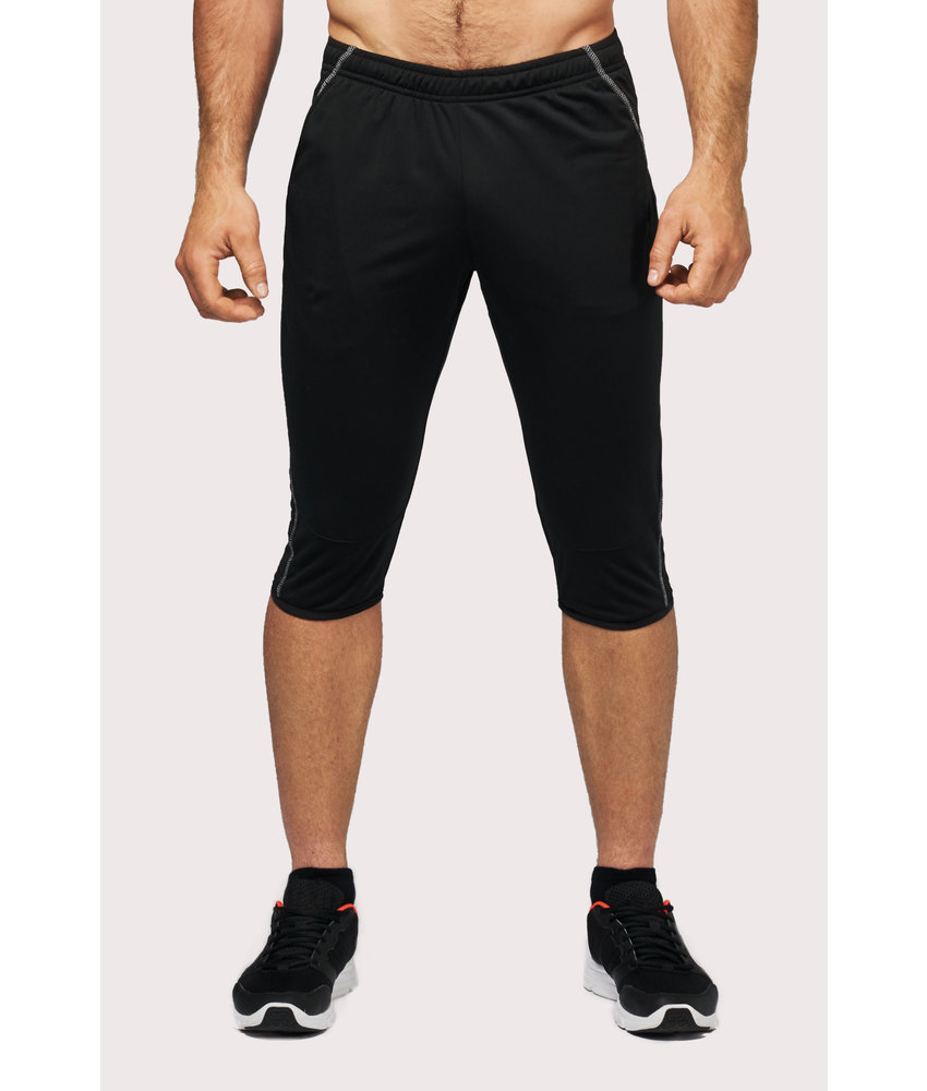 Proact | PA114 | UNISEX 3/4 length training tights