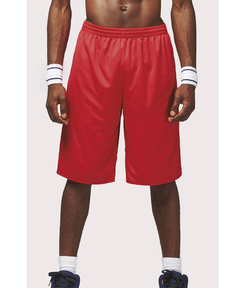 Proact | PA162 | UNISEX reversible basketball shorts