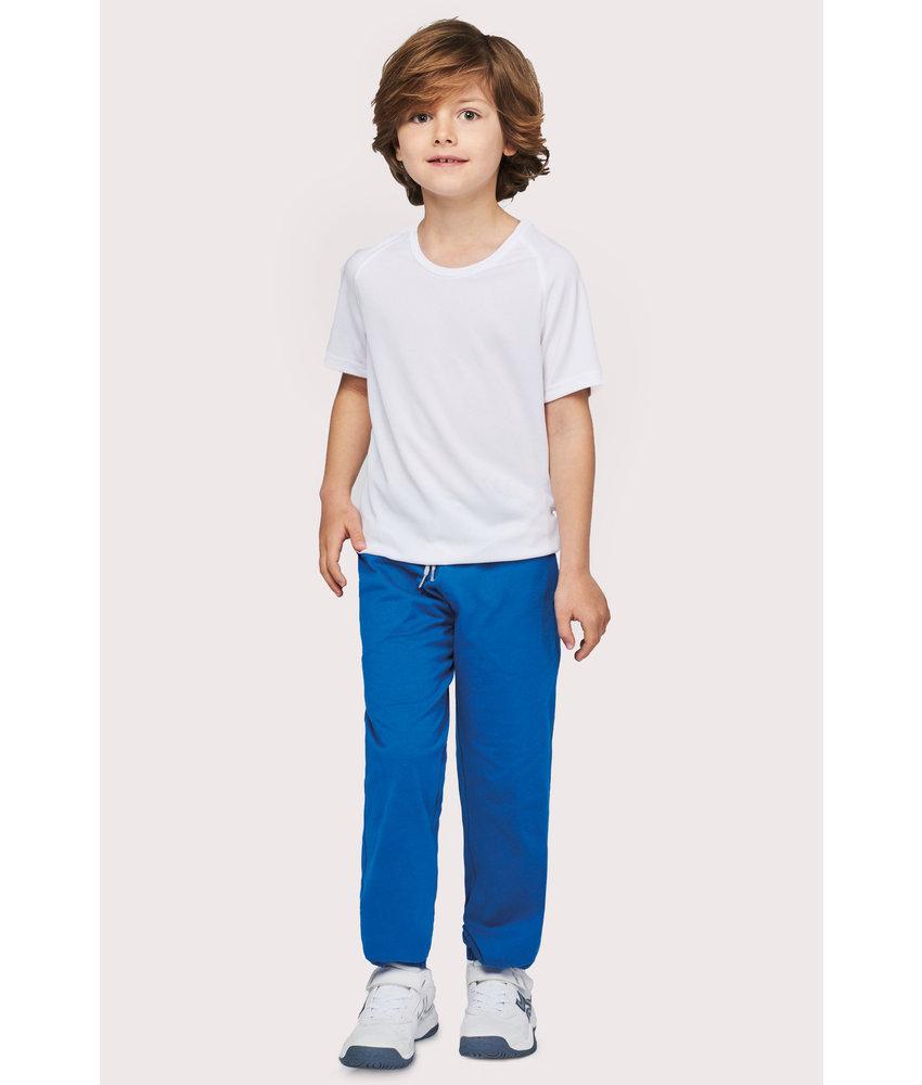 Proact | PA187 | Kids' lightweight cotton tracksuit bottoms
