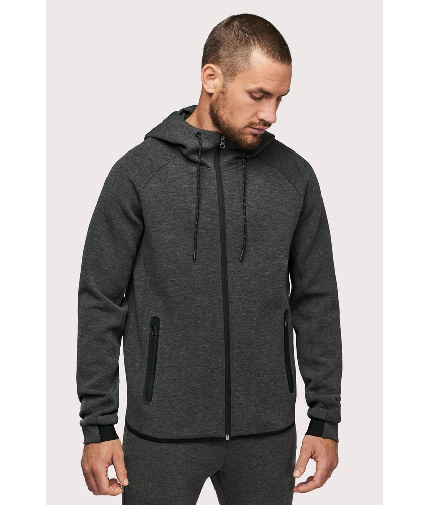 Proact | PA358 | Men's hooded sweatshirt