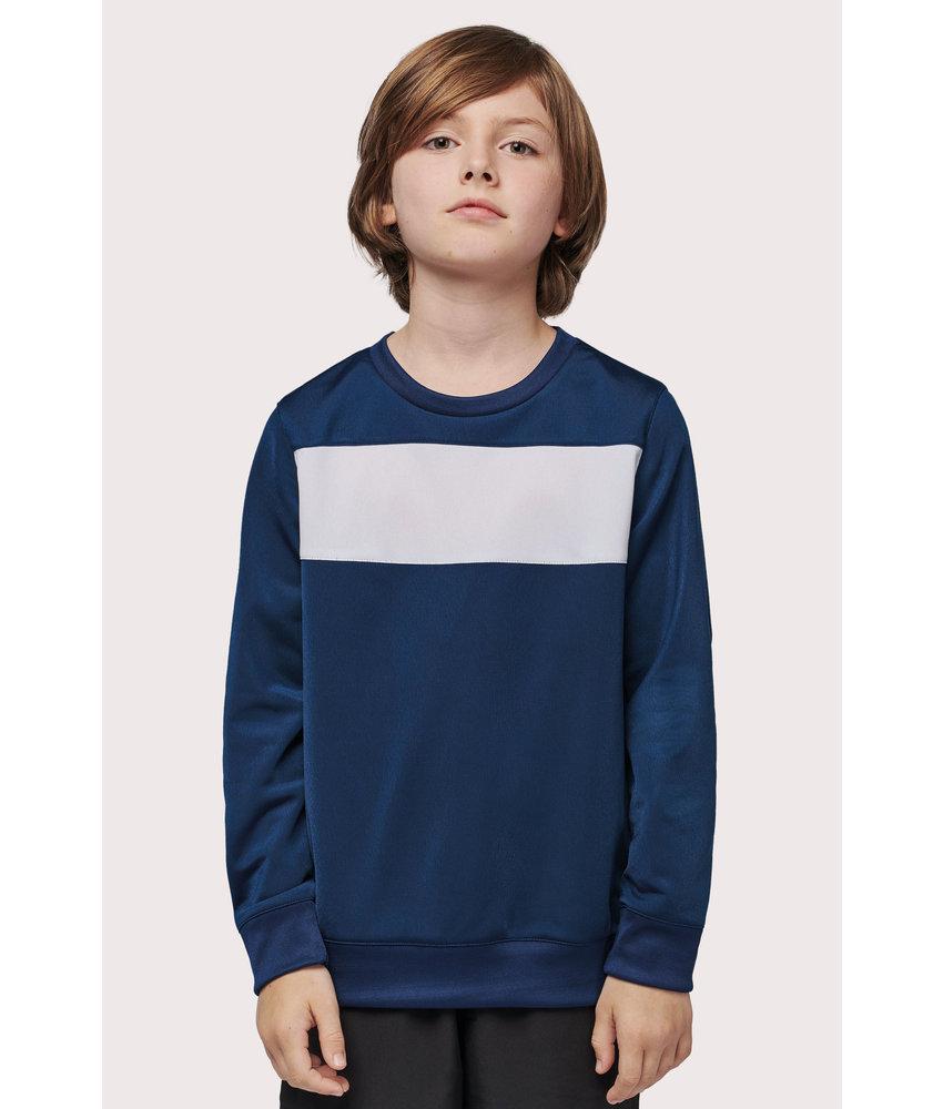 Proact | PA374 | Kids' polyester sweat-shirt