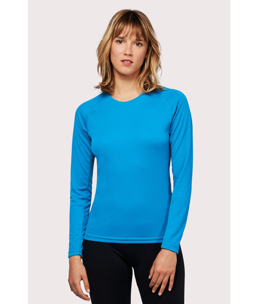 Proact | PA444 | Ladies' long-sleeved sports T-shirt